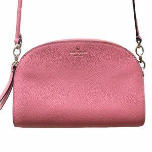 HP🎉 Kate Spade Coral Pink Crossbody Purse Bag